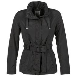 Kleidung Damen Jacken Geox MIKEL Schwarz