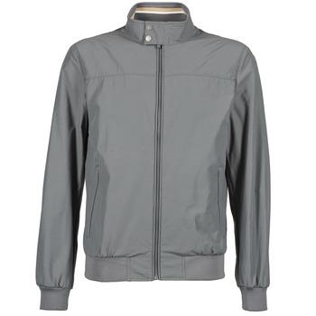 Kleidung Herren Jacken Geox JIRDAN Grau
