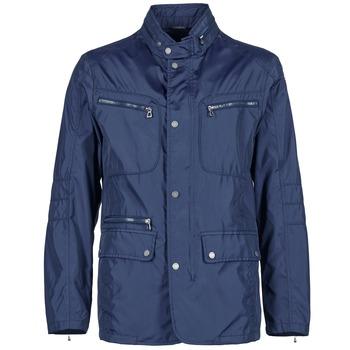 Kleidung Herren Jacken Geox NOLHAN Marine