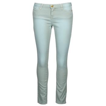 Kleidung Damen Slim Fit Jeans Acquaverde SCARLETT Blau