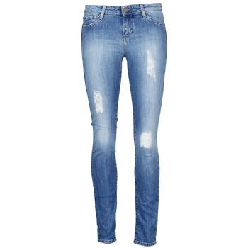 Kleidung Damen 3/4 Hosen & 7/8 Hosen Acquaverde SCARLETT Blau