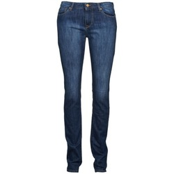 Kleidung Damen Straight Leg Jeans Acquaverde NEW GRETTA Blau
