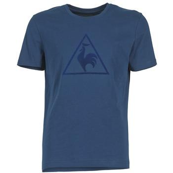 Kleidung Herren T-Shirts Le Coq Sportif ABRITO T Marine