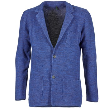 Kleidung Herren Jacken / Blazers Benetton BLIZINE Marine