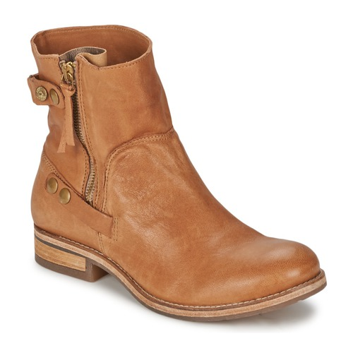 Schuhe Damen Boots Koah DUSTIN Camel