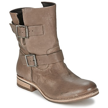Schuhe Damen Boots Koah DUNE Maulwurf