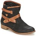 Schuhe Damen Boots Koah FRIDA Schwarz