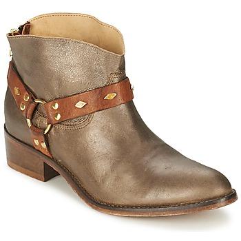 Schuhe Damen Boots Koah ANYA Bronze