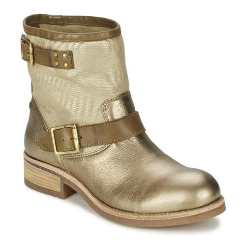 Schuhe Damen Boots Koah NEIL gold