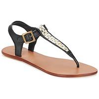 Schuhe Damen Sandalen / Sandaletten Koah MELL Schwarz / Silbern