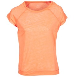 Kleidung Damen T-Shirts Majestic 2105 Orange