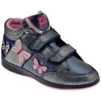 Schuhe Mädchen Sneaker High Lelli Kelly Butterfly Light Velcro sportstiefel Multicolor