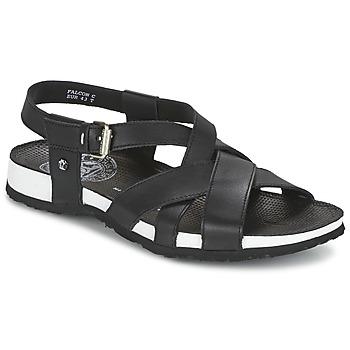 Schuhe Herren Sandalen / Sandaletten Panama Jack FALCON Schwarz