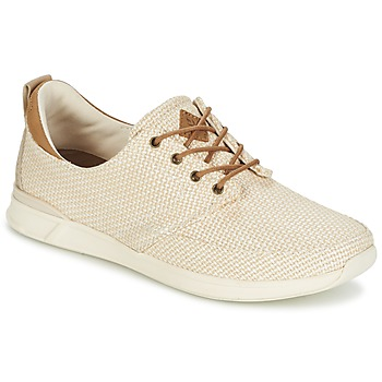 Schuhe Damen Sneaker Low Reef ROVER LOW Beige