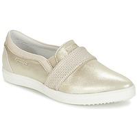 Schuhe Damen Slip on Daniel Hechter ONDRAL Gold