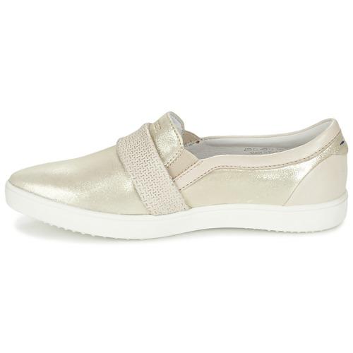 Daniel Hechter ONDRAL Gold  Schuhe Slip on Damen 71,96