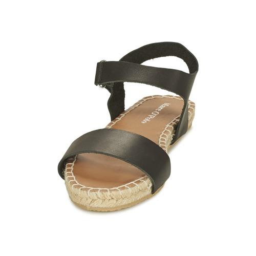Marc O'Polo / MORTIOLA Schwarz  Schuhe Sandalen / O'Polo Sandaletten Damen 63,92 5e5fc6