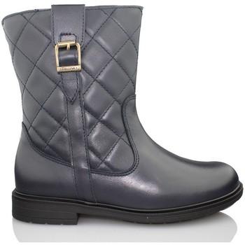 Schuhe Mädchen Boots Pablosky GOLDEN BLAU