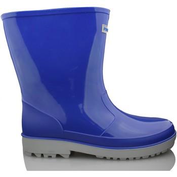 Schuhe Gummistiefel Pablosky PVC Wasser  Stiefel Kinder BLAU
