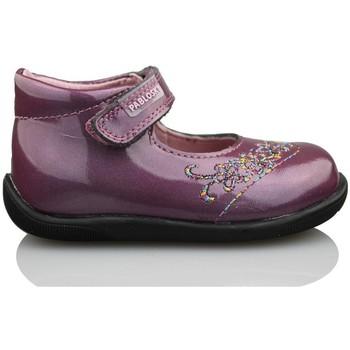 Schuhe Mädchen Ballerinas Pablosky GANGES LILA