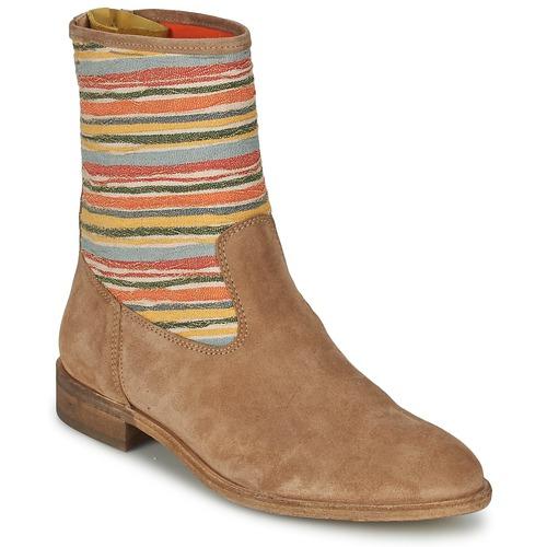 Goldmud COLON Maulwurf / Multifarben  Schuhe Boots Damen 119,60