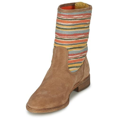 Goldmud COLON Maulwurf / Damen Multifarben  Schuhe Boots Damen / 104,70 d37312