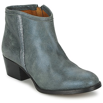 Schuhe Damen Boots Lollipops ROMANE BOOTS Grau