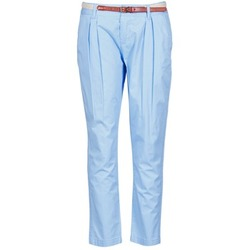Kleidung Damen Chinohosen La City PANTBASIC Blau