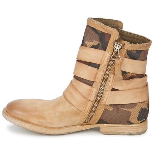 Airstep / A.S.98 TRIP METAL Beige  Boots Schuhe Boots  Damen 114,50 5b6bf1