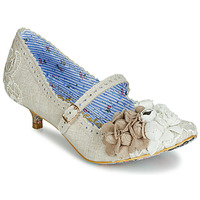 Schuhe Damen Pumps Irregular Choice DAISY DAYZ Beige / Multicolor