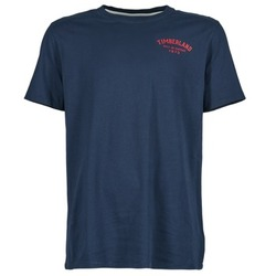 T-Shirts Timberland SS KENNEBEC RIVER BACK PRINT TEE