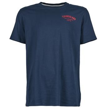 Kleidung Herren T-Shirts Timberland SS KENNEBEC RIVER Marine