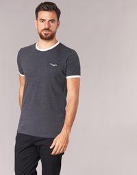 Kleidung Herren T-Shirts Teddy Smith THE-TEE Anthrazit