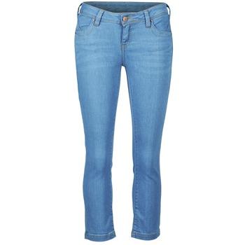 Kleidung Damen 3/4 Hosen & 7/8 Hosen School Rag PART COURT COMF Blau