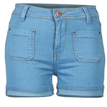 Kleidung Damen Shorts / Bermudas School Rag SUN Blau