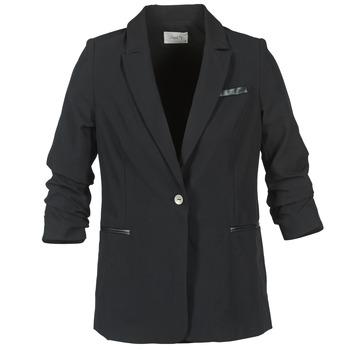 Kleidung Damen Jacken / Blazers School Rag VIGIE Schwarz