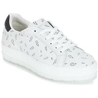 Schuhe Damen Sneaker Low Diesel S-ANDYES  WOMAN Weiss