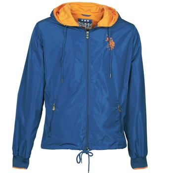 Kleidung Herren Jacken U.S Polo Assn. EIGHTEEN 90 Blau / Orange