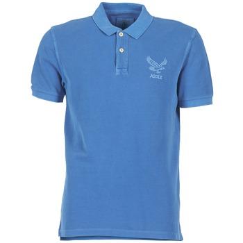 Kleidung Herren Polohemden Aigle BELAQUA Blau