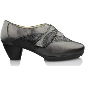 Schuhe Damen Pumps Drucker Calzapedic bequemen Schuhabsatz SCHWARZ