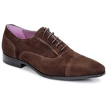 Schuhe Herren Richelieu BKR KIPLIN Maulwurf