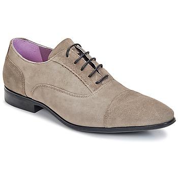 Schuhe Herren Richelieu BKR KIPLIN Grau