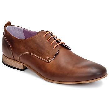 Schuhe Herren Derby-Schuhe BKR OLIVER Braun