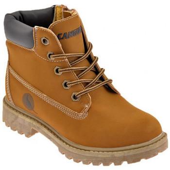 Schuhe Jungen Boots Canguro Boot bergschuhe Beige