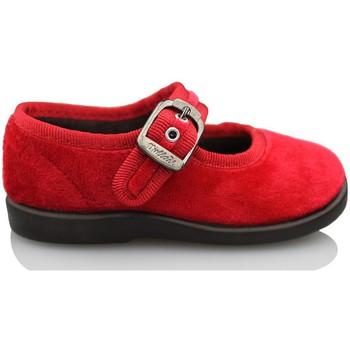 Schuhe Mädchen Ballerinas Vulladi bequemen Schuh Mädchen ROT