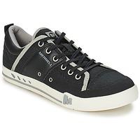 Schuhe Herren Sneaker Low Merrell RANT Schwarz