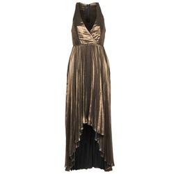 Kleidung Damen Maxikleider Manoukian 612556 Gold