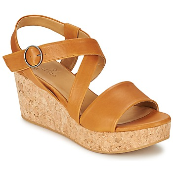 Schuhe Damen Sandalen / Sandaletten Coclico MEL Camel