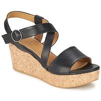 Schuhe Damen Sandalen / Sandaletten Coclico MEL Schwarz