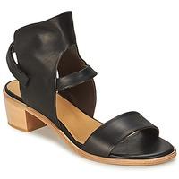 Schuhe Damen Sandalen / Sandaletten Coclico TYRION Schwarz